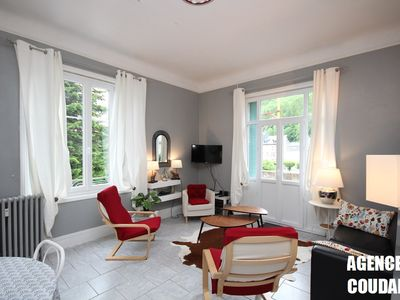 Photo for THE MONT-DORE Charming T3 with balcony 100m from the center