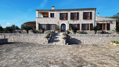 Photo for Ca Na Ramona, country house with private pool