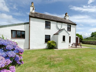 Photo for On the owners' working farm near Caernarfon is Ty Eiddew, a cottage with lovely views of the mountai