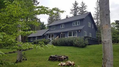 Photo for Very nice 3 bedroom 2 bath home on the Eastern Shore of Rangeley Lake.