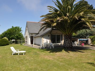 Photo for House 300m from the sea with garden at the entrance to the ILE GRANDE