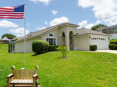 Photo for Fabulous Family Villa close to Disney,Seaworld and Universal one rate all year !