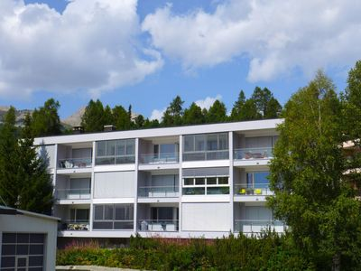 Photo for Apartment Chesa Fleury in St. Moritz - 2 persons, 1 bedrooms