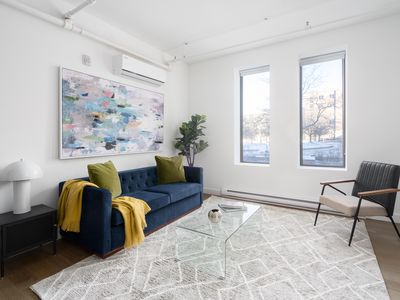 Photo for Sonder | Place d'Armes | Sleek 1BR + Sleeper Sofa