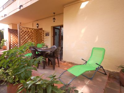Photo for GARDEN APARTMENT NEAR BEACH TOSSA DE MAR