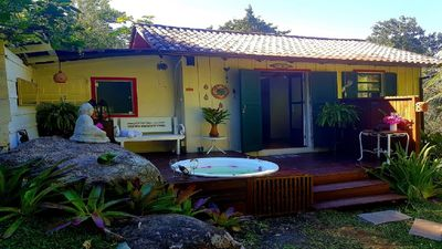 Photo for Chalet da Mata with Jacuzzi and Crystalline Water Stream