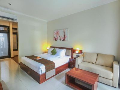 Photo for Deluxe Room in Jimbaran Area, Balinese Nuance with Modern touch