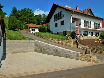 Photo for Apartment / app. for 4 guests with 85m² in Meddersheim (119640)