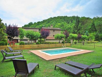 Photo for Rural apartment Can Torrotes for 17 people