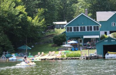 5 BR Waterfront Family Retreat