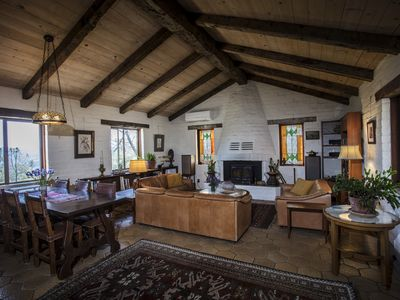 Photo for Comfort & Seclusion Overlooking Napa Valley