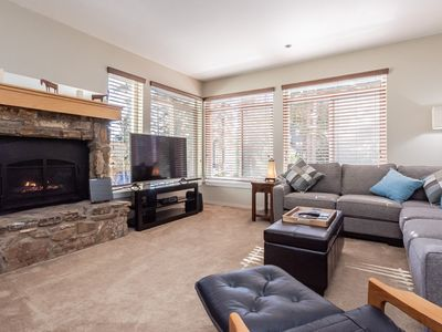 Photo for Spacious, Walk to Canyon Lodge with Covered Parking