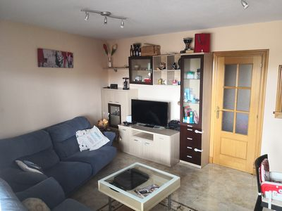 Photo for 3 bedroom apartment near the beach in Aguadulce