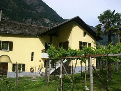 Photo for Holiday apartment Giornico for 4 - 6 persons with 1 bedroom - Holiday apartment