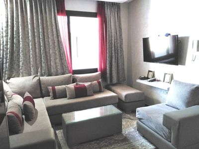 Photo for beautiful holiday apartment in Marrakech