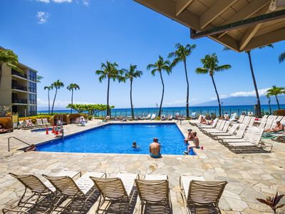 Photo for Kaanapali Shores 742 - Oceanview Studio Suite (Epic Realty)