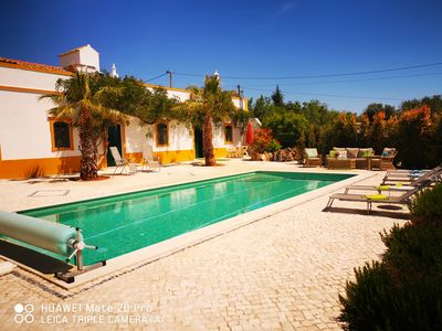 Photo for Traditional Algarve farmhouse styled villa full of character and charm