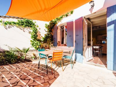 Photo for 2BR House Vacation Rental in Saint-Fort-sur-Gironde, Nouvelle-Aquitaine