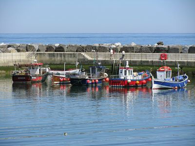 Photo for Harbour View, Staithes - harbour front location