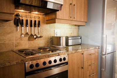 Unit 1 - Fully equipped kitchen