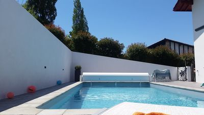 Photo for House near Biarritz Bayonne ideal pool families with children