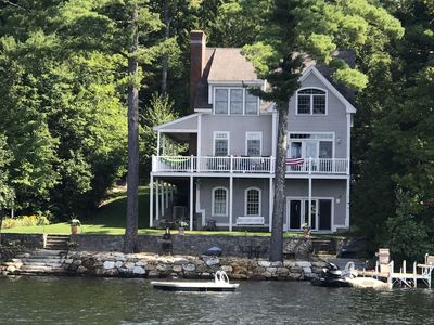 Photo for Lakefront Property With Private Dock And Amazing Sunsets!!!