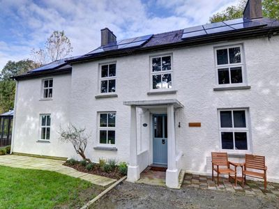 Photo for Restful Holiday Home in Glandwr near River