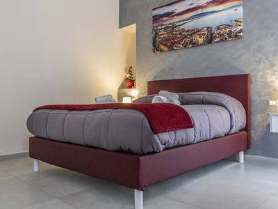 Photo for Casina Rossa Capri - nice and new, with all the comforts in the center of Vomero