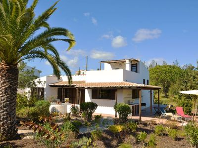 Photo for Cosy cottage on the edge of the nature reserve Ria Formosa