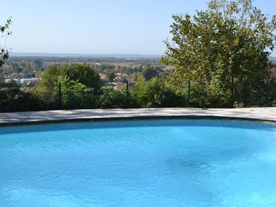 Photo for labelisé cottage cottage France with pool in the countryside between sea and mountains