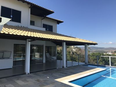 Photo for House with 4 suites in Escarpas do Lago