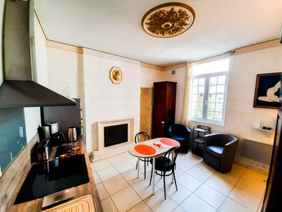 Photo for Magnificent studio close to all shops and Castle