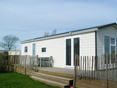 Photo for Vacation home Wiringher Chalet 10  in Wieringen, Noord - Holland - 4 persons, 2 bedrooms