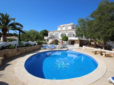 Photo for Rosario - modern, well-equipped villa with private pool