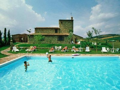 Photo for Agri-tourism Le Colombelline, Montepulciano  in Um Siena - 6 persons, 2 bedrooms