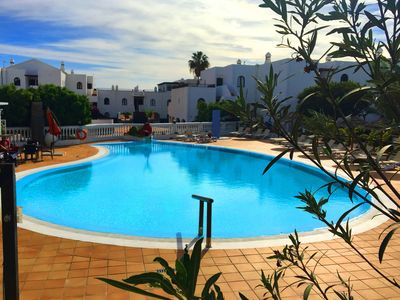 Photo for Comfortable duplex in Costa Teguise, near the beach and restaurants