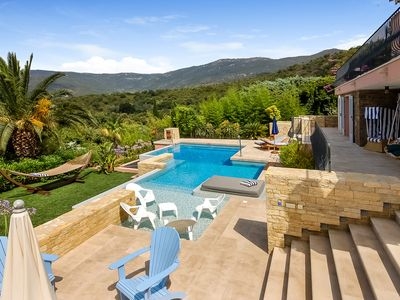 Photo for Superb 4 bedroom Villa in Le Lavandou (Q0627)