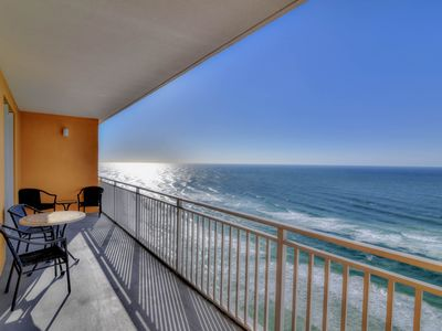 Photo for High-end Gulf front condo w/shared resort amenities, snack bar