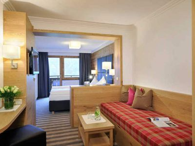 Photo for Double Room Lake View - Hotel St. Georg to the lake