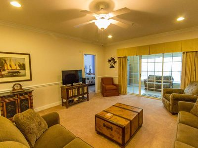 Photo for Tupelo Bay Honey 3br at Golf Course, Quick Beach Shuttle in Summer!