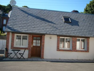 Photo for Etretat recent House near the center with parking 10 minutes from the beach on foot