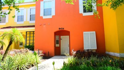 Photo for Modern, plush 3/2.5 Townhome property, fully furnished. Located ten minutes from Disney in Emerald I