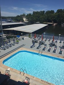 Photo for Open Pool & Lakefront Condo @ Lake of the Ozarks! Dates still available!