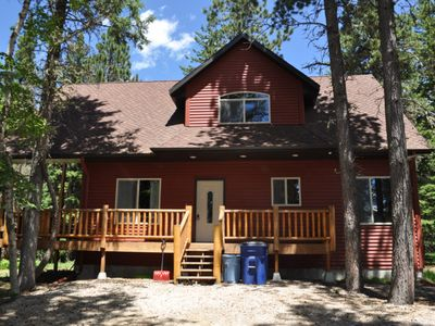 Red Antelope Lodge - large family cabin with game room and close to the slopes!