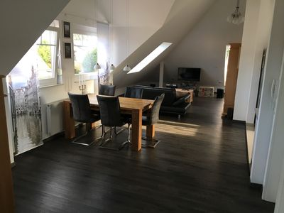 Photo for Modern, high quality 60 m² apartment in the middle of Syke
