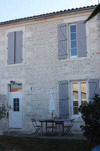Photo for House of character with heated pool - Near Ile de Ré and La Rochelle
