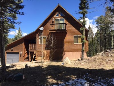 Photo for Great Wildlife Viewing, Close to Hiking Trails, High and Dry Cabin