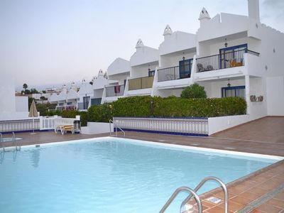 Photo for Apartment in San Bartolomé de Tirajana with Internet, Pool, Parking, Terrace (744626)