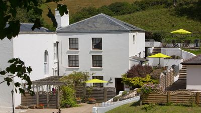 Photo for 1 Bed Heritage Apartment Within Beach side Grade 2 Listed County House