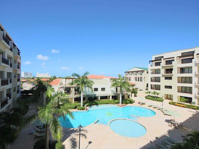 Photo for Caribbean Paradise, Charming Condo with Lovely Balcony, Great for Couples